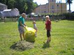 Sprzątanie Parku Piastów