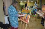 Kurs rysunku i malarstwa, czyli rozkwit talentów w Świerzawie