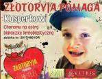 Akcja pomocy dla młodego mieszkańca Sokołowca