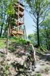 Maraton MTB: Wśród lasów